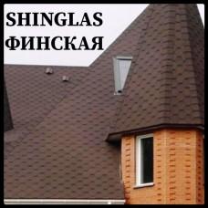 Шинглас Финская Черепица