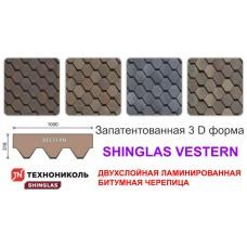 Шинглас ВЕСТЕРН
