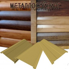 Фасадные панели из стали