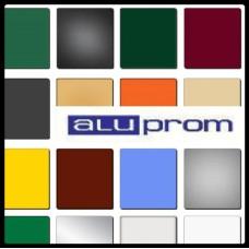 Алюминиевые композитные панели - ALUPROM