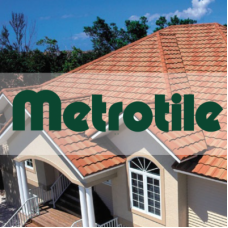 Metrotile ® - Композитная Черепица (Бельгия)