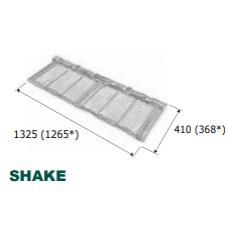 "Композитная черепица ☰ ""Metrotile Shake"""