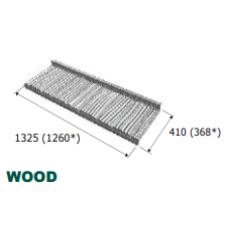 """Композитная черепица ☰ """"Metrotile Wood"""""""