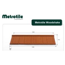 Композитная черепица Metrotile - WOOD