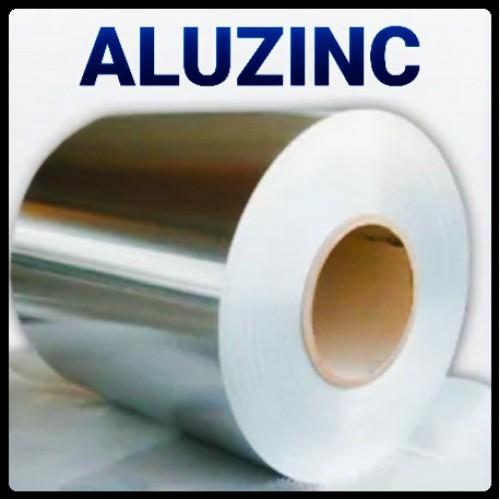 Гладкий лист ALZN -Aлюцинк   0,7 мм   1250 мм   Южная Корея  