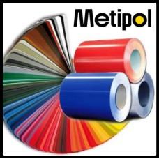 Гладкий лист - Metipol (Украина)