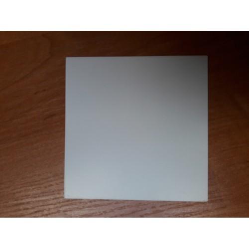 Гладкий лист 0,70*1250 PE RAL 9003 Словакия