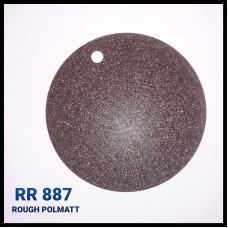 """Лист Гладкий """"RUUKKI - MATT BT , RR 887"""" (коричневый) толщина 0,5 мм ZN 275"""