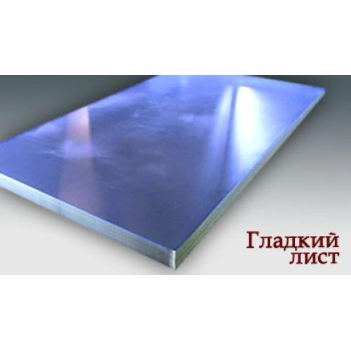 Гладкий Лист Оцинкованный*1250 мм Zn 0,8 мм Украина