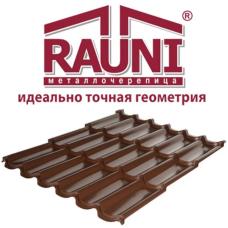 Металлочерепица RAUNI ▩  (Харьков)