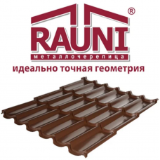 Металлочерепица RAUNI ▩  (МегаСити-Украина)