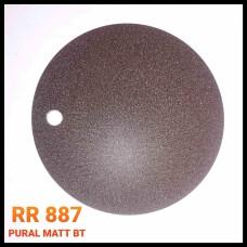 Гладкий лист | Ruukki | RR 887 | Pural Matt BT | 0,52 мм (1250 мм)