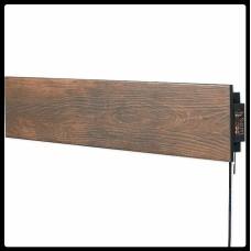 Тёплый плинтус Flyme 420 PW (коричневое дерево)