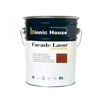 Facade Lasur   Марсала   10 л     (лессирующий антисептик) Bionic-House
