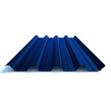 Профнастил Н 57 Термастил 0,8 мм, PE RAL 9006 серебристый металлик , Италия. 5005-Синий, 0.45 мм