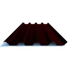 Профнастил Н 57 Термастил 0,8 мм, PE RAL 9006 серебристый металлик , Италия. 3005-Бордовый, 0.7 мм