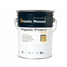 Антисептик для дерева | ORGANIC PROTECT | Bionic-House | 10л | Бесцветный