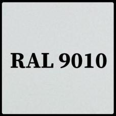 Гладкий лист 0,7 мм | RAL 9010 | PE | Mittal Steel |