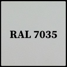 Гладкий лист • RAL 7035 • 0,5 мм • PE • MittalSteel •