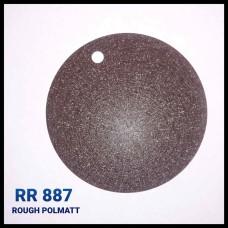 Гладкий Лист RR 887 | Rough Polmatt | 0,45 мм | Ruukki-SSAB |