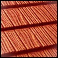 QueenTile Shake Terracotta | Композитная Черепица |