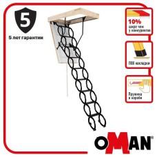 Сходи на горище Oman Flex Termo (70x70)