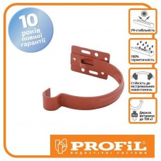 Держак ринви Profil метал. малий 130 цегляний