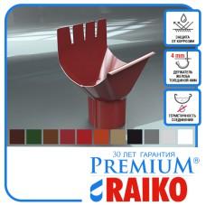 Лійка Raiko 125/90 біла