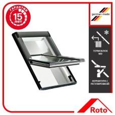 Вікно мансардне Designo WDF  R69G K W WD AL 05/09