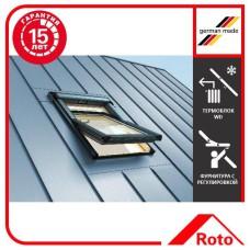 Вікно мансардне Roto Q-4_ H2S AL 066/118 S1