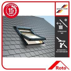 Вікно мансардне Roto Q-4_ H2S AL 078/140 S1
