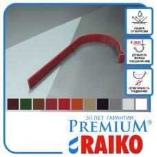 Гак ринви 210 Raiko 150/100 білий