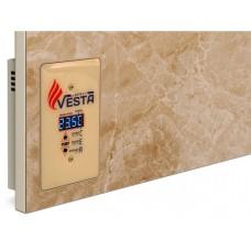 Vesta Energy PRO 1000, Белый Керамический обогреватель с встроенным терморегулятором Бежевый