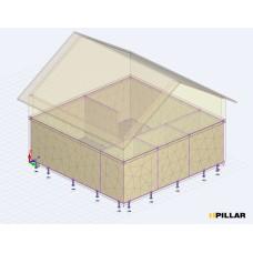 Проектирование и адаптация фундаментов для домостроения.