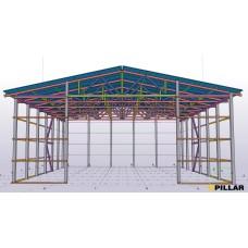 Проектирование Свайно-Винтовых фундаментов для промышленных сооружений.
