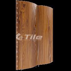 Металческий сайдинг Блок Хаус 0,4 мм СОСНА 3 Д