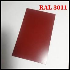 Сталь 0,5 мм листовая PE | MittalSteel (Польша) RAL 3011