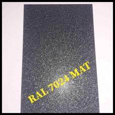 Mатовый Гладкий Лист 0,5 мм | Arcelor Mittal | RAL 7024