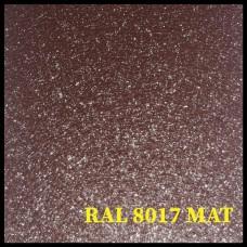 Mатовый Гладкий Лист 0,5 мм | Arcelor Mittal | RAL 8017