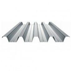 Несущий профнастил Н-75 RAL 9006 0,7 U.S.Steel. Цена в Киеве,