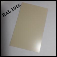 Рулонная сталь – гладкий лист с полимерным покрытием 0,5 мм 1015