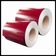 Рулонная сталь – гладкий лист с полимерным покрытием 0,5 мм 3005