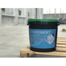 Битумно-каучуковая мастика на водной основе Izoplast  Dysperbent 20 кг.