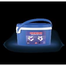 Битумная масса для приклейки плит утеплителя, на основе органического растворителя Izoplast Mega-Tex 23 кг.