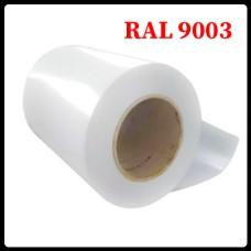 Гладкий лист стальной  оцинкованный - 0,4 мм Китай RAL 9003