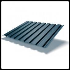 Профнастил для стен — ПС 20 - матовый 0,45 мм RAL 7024