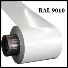 RAL 9010 — 0,7 мм  Гладкий Лист