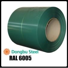 RAL 6005 — 0,7 мм | Гладкий Лист |