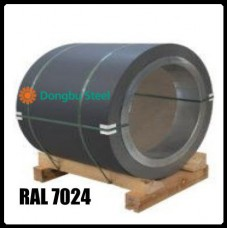 RAL 7024 — 0,7 мм | Гладкий Лист |