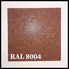 RAL 8004 | Гладкий лист — 0,45 мм с полимерным покрытием TM